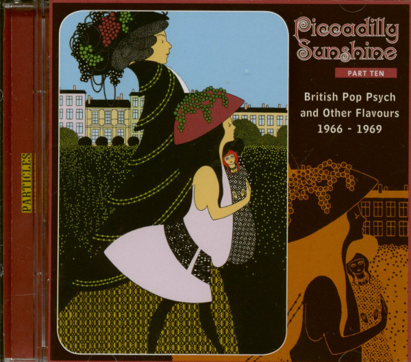 Piccadilly Sunshine Part 10 (CD)
