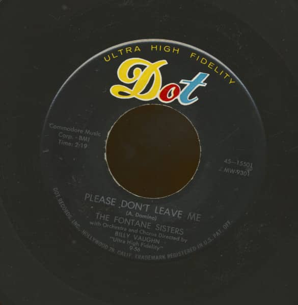 Please Don't Leave Me - Still (7inch, 45rpm)
