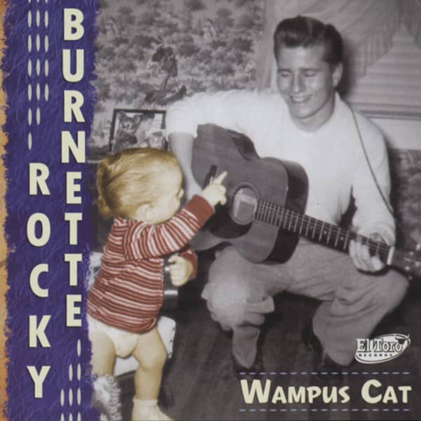 Burnette, Rocky Wampus Cat