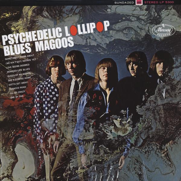 Psychedelic Lollipop (1966) HQ Vinyl