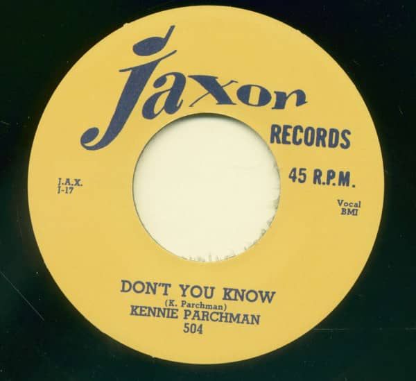 Treat Me Right - Don't You Know (7inch, 45rpm)