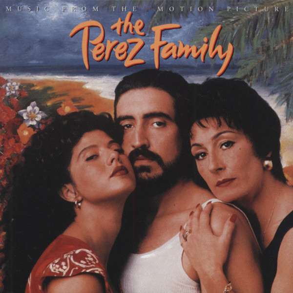 The Perez Family - Soundtrack (CD)