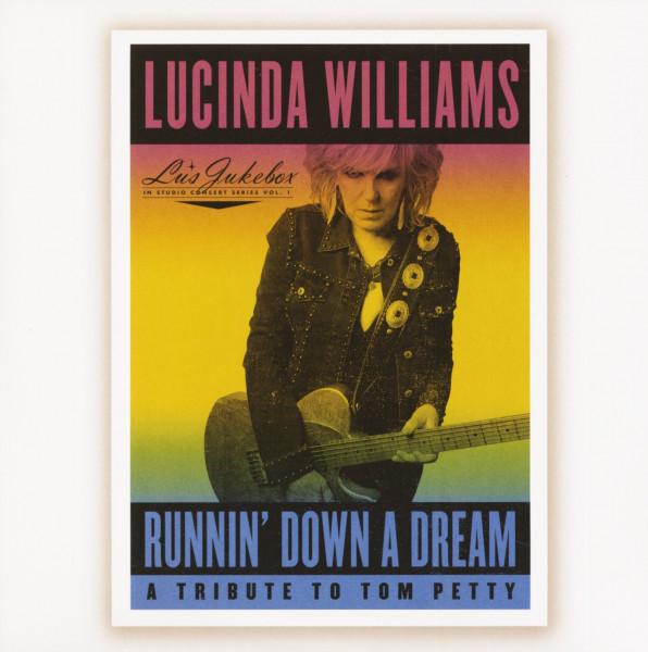 Runnin' Down A Dream - A Tribute To Tom Petty (2-LP & Download Code)