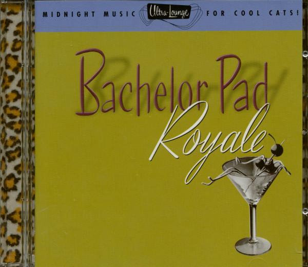 Ultra Lounge - Bachelor Pad Royale Vol.3