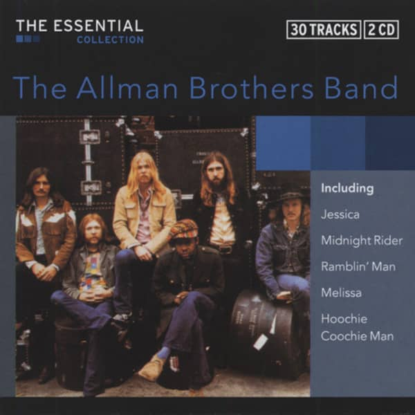 Allman Brothers Band Essential Collection 2-CD