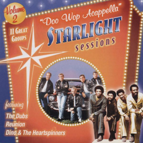 Va Vol.2, Doo Wop Acappella Starlight Sessions