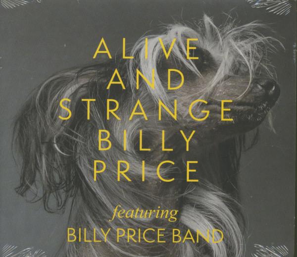Alive And Strange (CD)