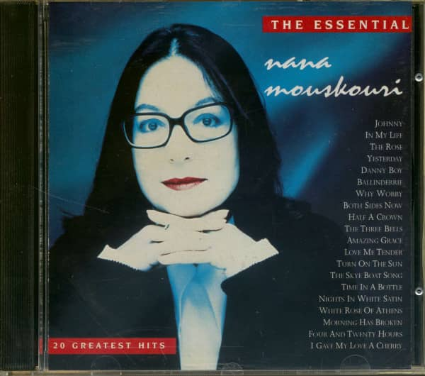 Mouskouri, Nana The Essential - 20 Greatest Hits