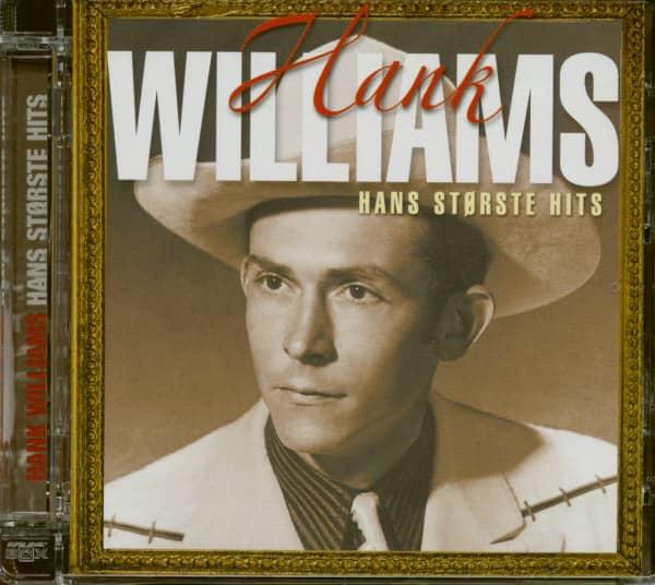 Hans Storste Hits - Greatest Hits (CD)