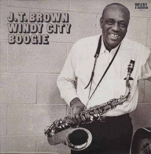 Brown, J.t. Windy City Boogie