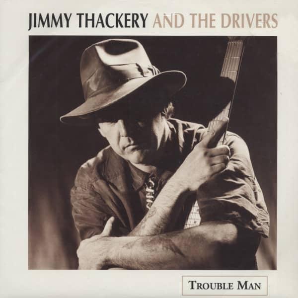 Thackery, Jimmy Trouble Man (2-LP)