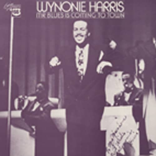 Harris, Wynonie Mr. Blues Is Coming (1946-54)