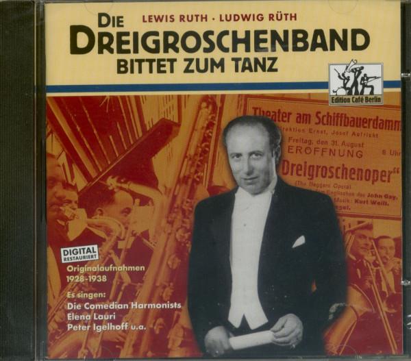 Die Dreigroschenband bittet zum Tanz (CD)
