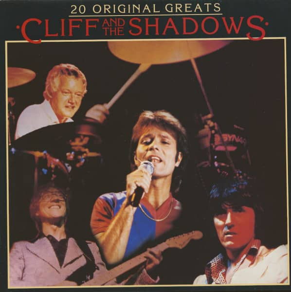 Cliff And The Shadows - 20 Original Greats (LP)