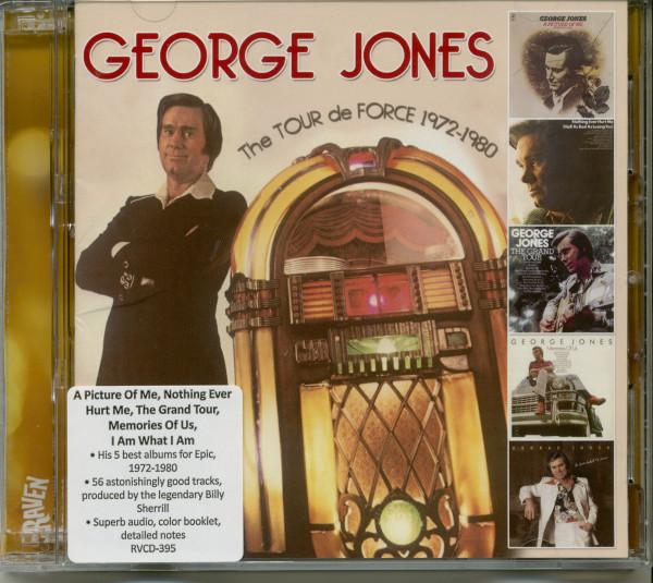 The Tour De Force 1972 - 1980 (2-CD)