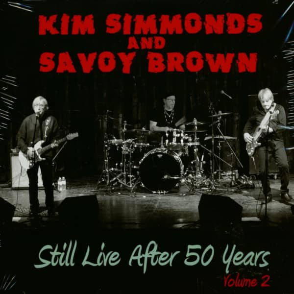 Still Live After 50 Years Vol.2 (CD)
