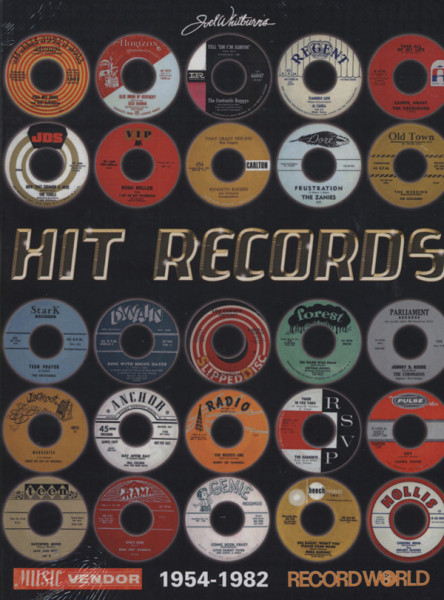 Hit Records 1954 - 1982 Joel Whitburn (Music Vendor & Record World)