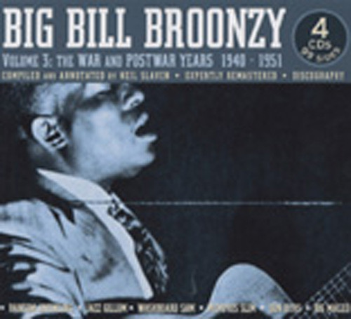 Broonzy, Big Bill Vol.3 (4-CD Box)