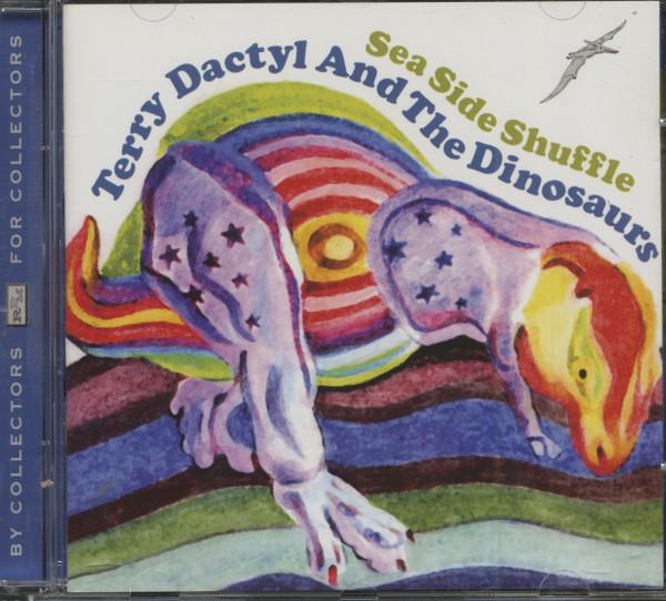 Sea Side Shuffle (CD)