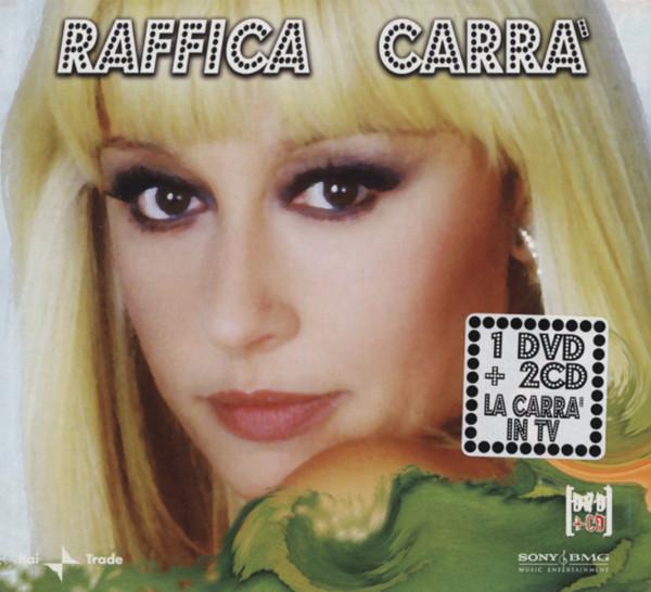 Carra, Raffaella Raffica (2-CD&DVD) La Carra In TV