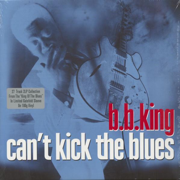 Can't Kick The Blues (2-LP, 180g Vinyl)