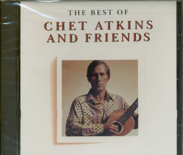 Best Of Chet And Friends (CD)