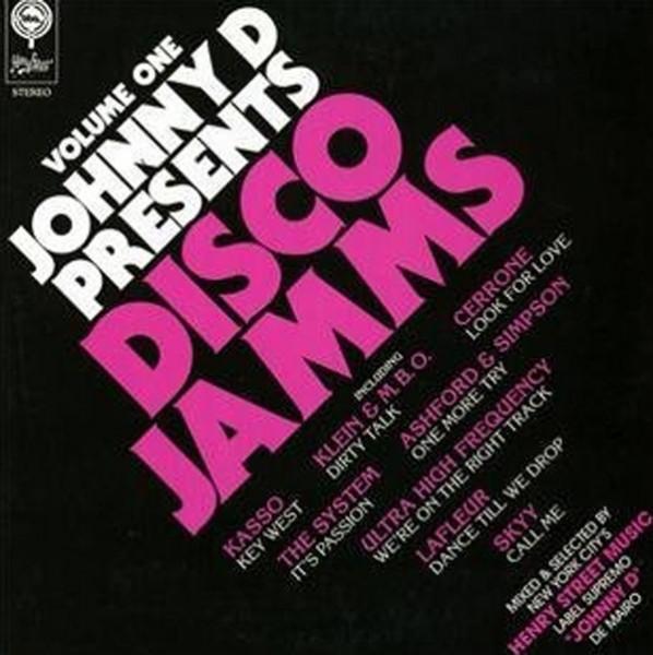 Va Johnny D Presents Disco Jams (2-LP)