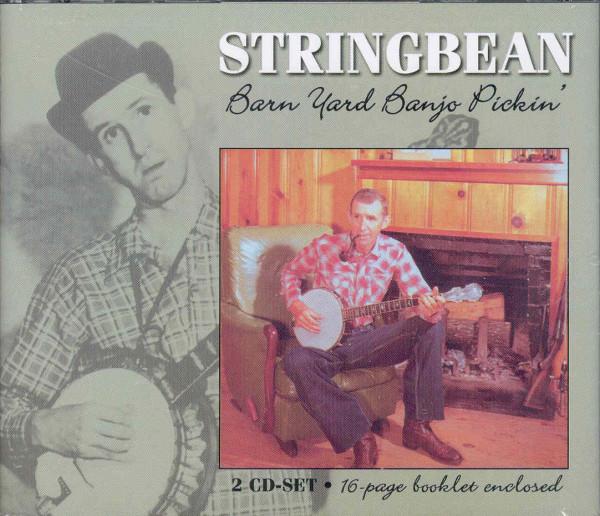 Stringbean Barn Yard Banjo Pickin' (2-CD)
