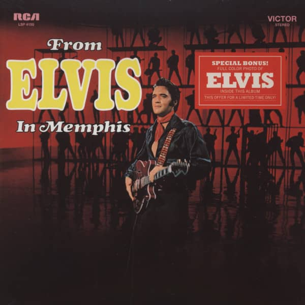 From Elvis In Memphis Deluxe Ed.(2-CD)