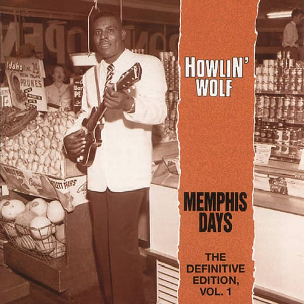 Memphis Days Vol.1 (CD)