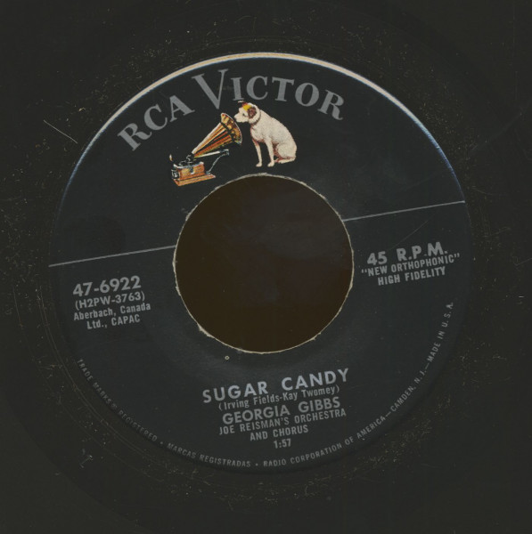 Sugar Candy - I'm Walkin' The Floor Over You (7inch, 45rpm)