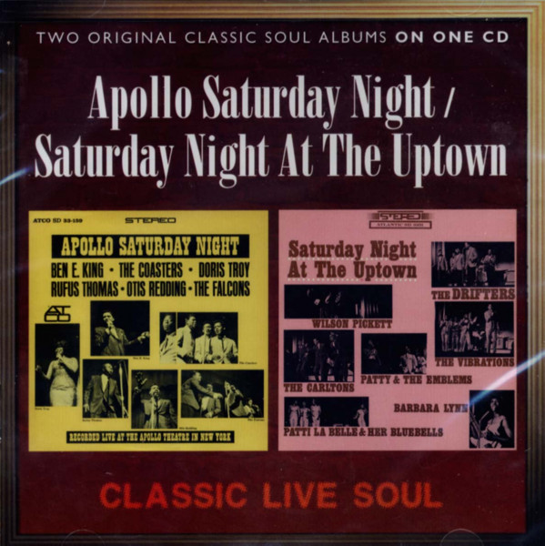 Apollo Saturday Night - Saturday Night At The Uptown (1964)