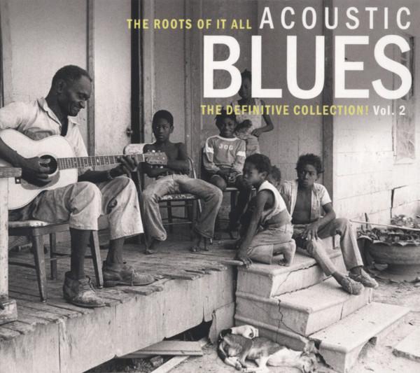 Acoustic Blues Vol.2 (2-CD)