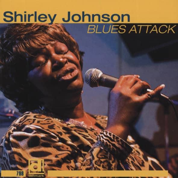 Johnson, Shirley Blues Attack