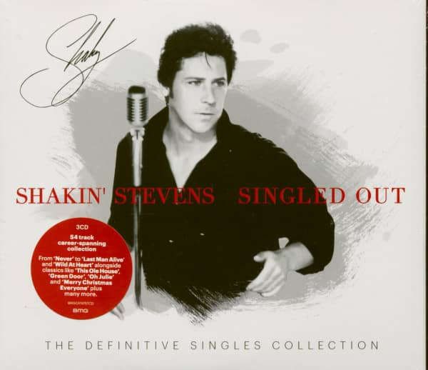 Singled Out - The Definitive Singles Collection (3-CD)