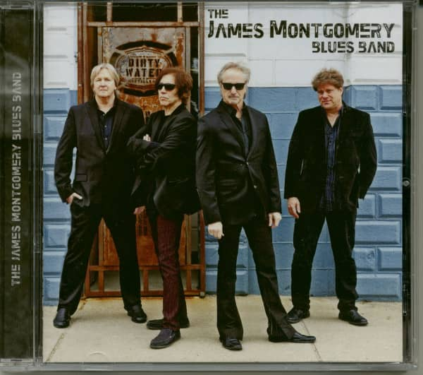 The James Montgomery Blues Band (CD)