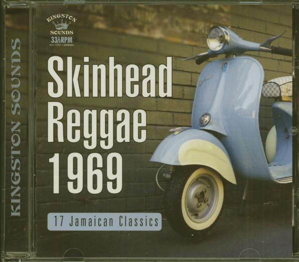 Skinhead Reggae 1969 - 17 Jamaican Classics (CD)