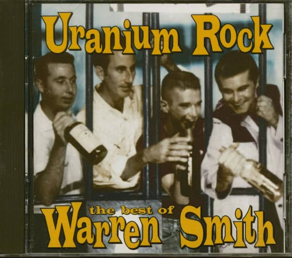 Uranium Rock (CD)
