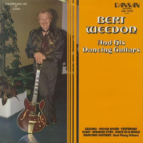 Bert Weedon & His Dancing Guitars (LP)