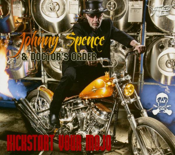 Kickstart Your Mojo (CD)