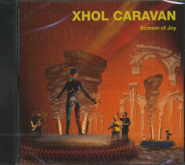 Scream Of Joy (CD)
