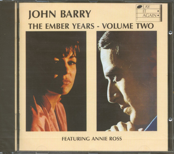 The Ember Years Vol.2 - Featuring Annie Ross (CD)