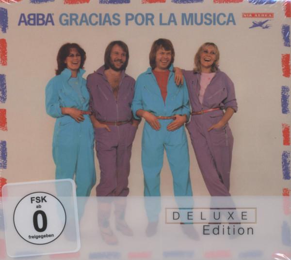 Gracias Por La Musica (CD&DVD)