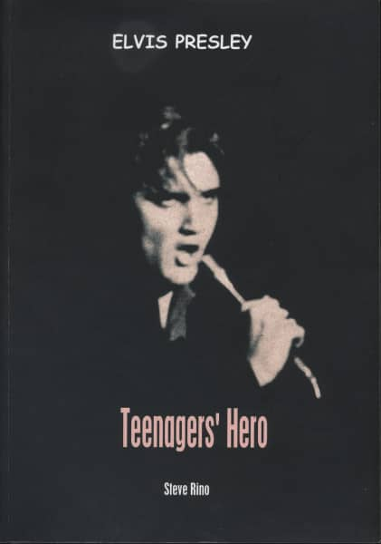 Teenager's Hero - 1956 Scrapbook