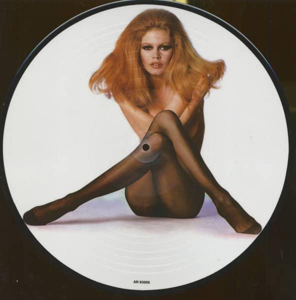 Brigitte Bardot (LP, Picture Disc)