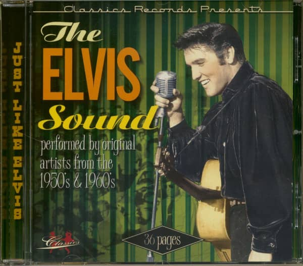 The Elvis Sound Vol.1 (CD)
