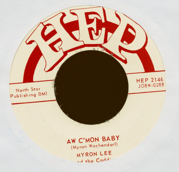 Homicide - Aw C'Mon Baby (7inch, 45rpm)