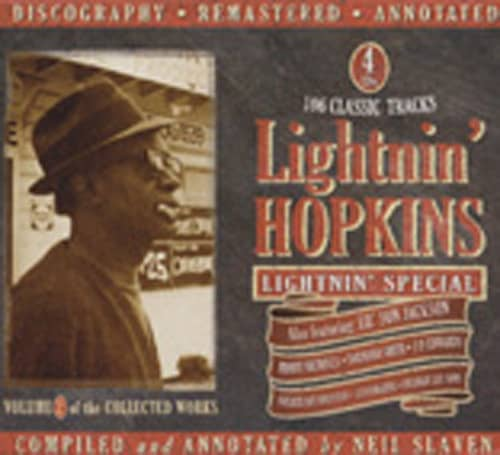 Hopkins, Lightnin' All The Classics (4-CD Box)