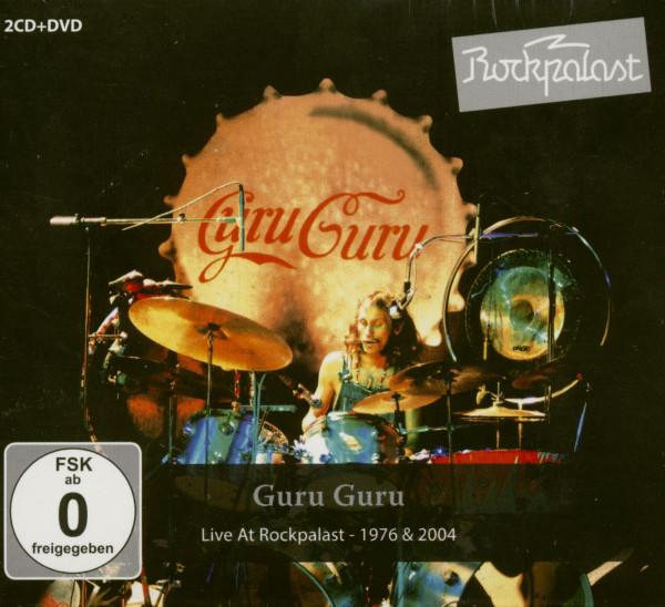 Live At Rockpalast - 1976 & 2004 (2-CD & DVD)