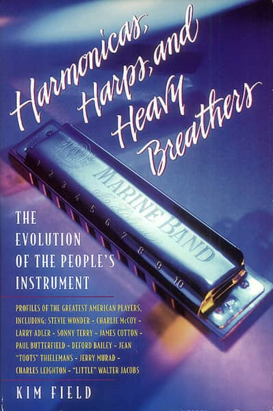 Harmonicas,harps, Heavy Breath - Harmonicas, Harps And Heavy Breathers